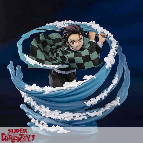 DEMON SLAYER  - KAMADO TANJIRO [MIZU NO KOKYU] - FIGUARTS ZERO