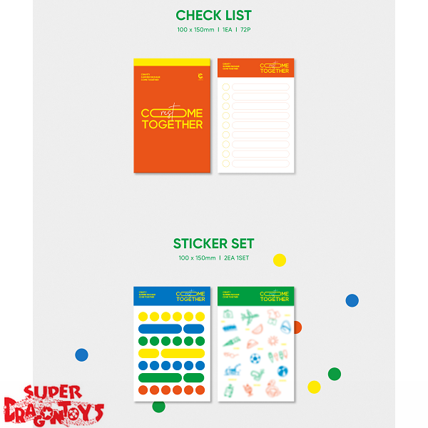 cravity summer package come together rest version