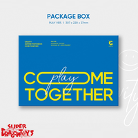 CRAVITY (크래비티) - SUMMER PACKAGE : COME TOGETHER - [PLAY] VERSION