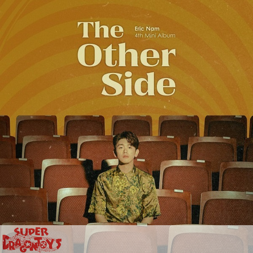 ERIC NAM (에릭남) - THE OTHER SIDE - 4TH MINI ALBUM