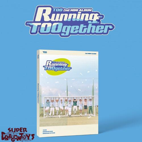 TOO (티오오) - RUNNING TOOGETHER - 2ND MINI ALBUM