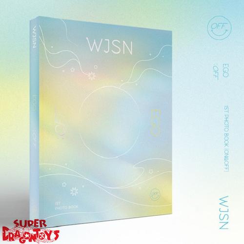 "WJSN (우주소녀) - WJSN 1ST PHOTOBOOK ""ON&OFF"" - [EGO : OFF] VERSION - [PHOTOBOOK PACKAGE + DVD]"