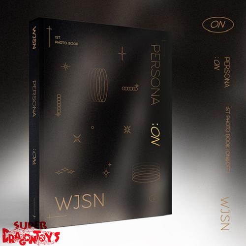 "WJSN (우주소녀) - WJSN 1ST PHOTOBOOK ""ON&OFF"" - [PERSONA : ON] VERSION - [PHOTOBOOK PACKAGE + DVD]"