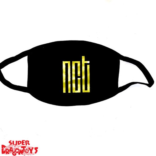 """NCT - MASQUE  LOGO """"NCT"""""""