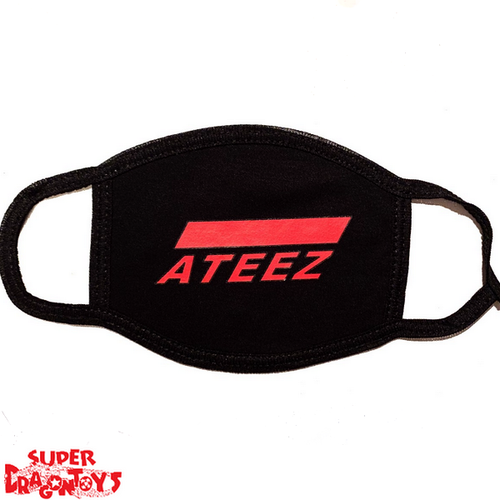 """ATEEZ - MASQUE  LOGO """"ATEEZ"""""""