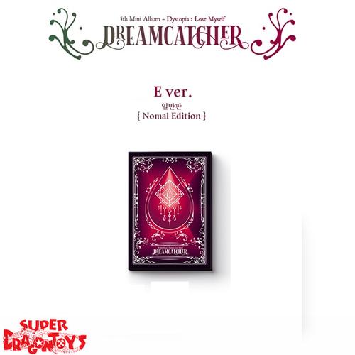 DREAMCATCHER (드림캐쳐) - DYSTOPIA : LOSE MYSELF - VERSION [E] NORMAL EDITION - 5TH MINI ALBUM