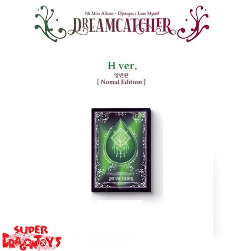 DREAMCATCHER (드림캐쳐) - DYSTOPIA : LOSE MYSELF - VERSION [H] NORMAL EDITION - 5TH MINI ALBUM