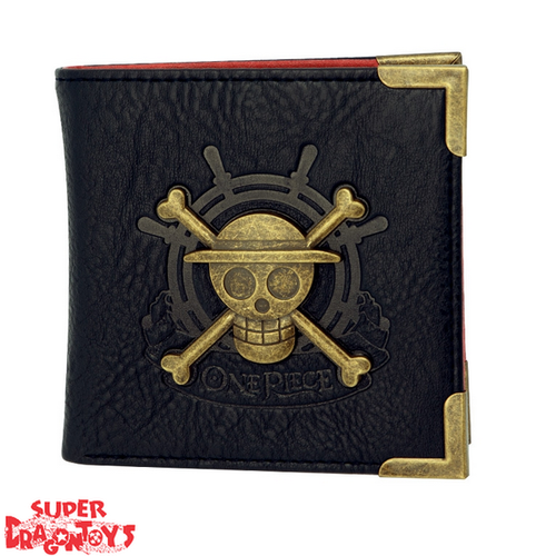 "ONE PIECE - PORTEFEUILLE ""SKULL"""