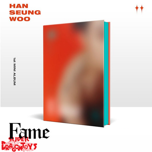 HAN SEUNG WOO (한승우) - FAME - [WOO : BLUE] VERSION - 1ST MINI ALBUM