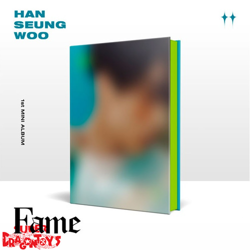 HAN SEUNG WOO (한승우) - FAME - [HAN : GREEN] VERSION - 1ST MINI ALBUM