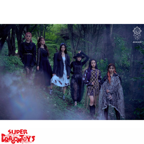 """DREAMCATCHER - """"DYSTOPIA : LOSE MYSELF"""" OFFICIAL POSTER"""