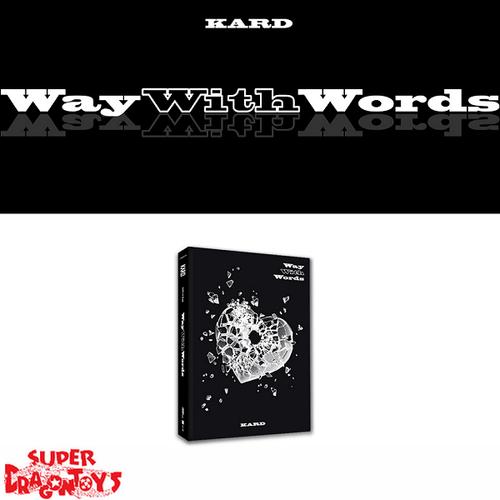KARD (카드) - WAY WITH WORDS - 1ST SINGLE ALBUM