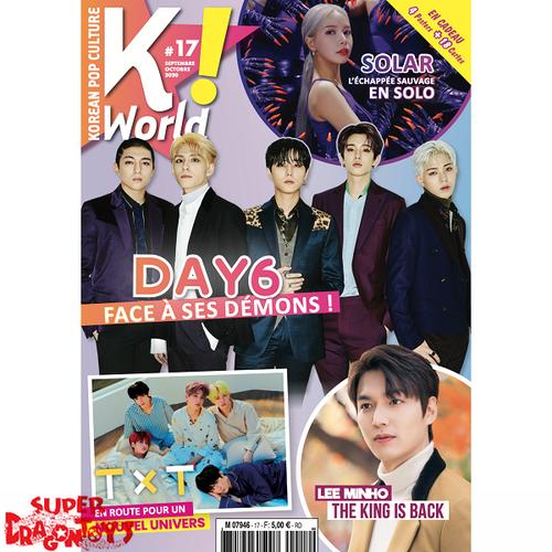 K!WORLD - MAGAZINE FRANCAIS - NUMERO 17 [SEPTEMBRE/OCTOBRE 2020]