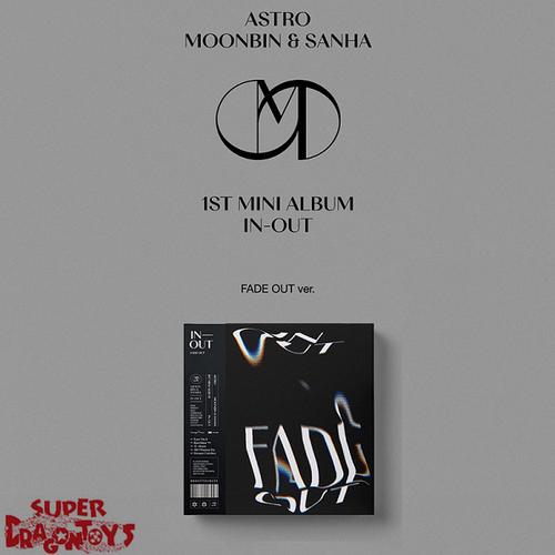 MOONBIN & SANHA / ASTRO (문빈&산하) - IN-OUT - [FADE OUT] VERSION - 1ST MINI ALBUM