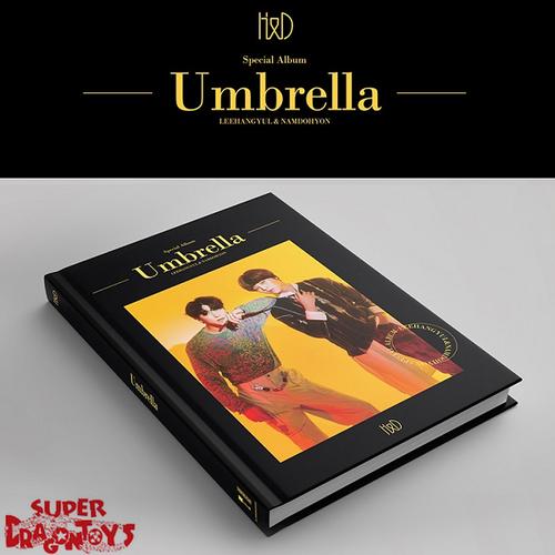H&D [HANGYUL&DOHYON] (한결&도현) - UMBRELLA - SPECIAL ALBUM