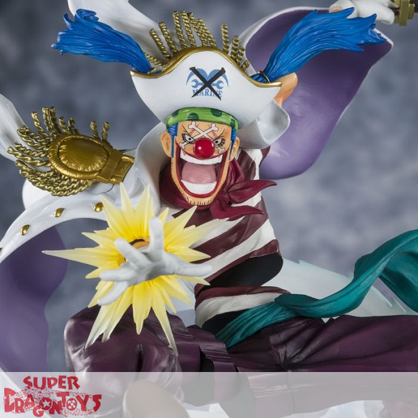 ONE PIECE  - BUGGY THE CLOWN [PARAMOUNT WAR] - FIGUARTS ZERO