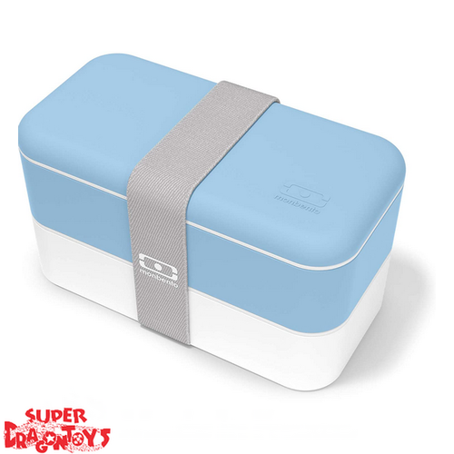 MONBENTO - BENTO BOX [MB ORIGINAL BLEU CRYSTAL]