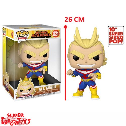 MY HERO ACADEMIA - ALL MIGHT - FUNKO SUPER SIZED POP