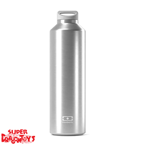 MONBENTO - BOUTEILLE ISOTHERME [MB STEEL SILVER]
