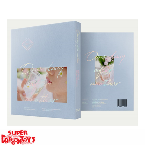 KIM YOHAN (김요한) - ONE DAY AFTER ANOTHER : 1ST PHOTOBOOK - [PHOTOBOOK + DVD] PACKAGE