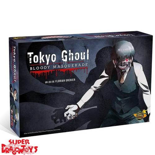 "TOKYO GHOUL - JEU DE SOCIETE ""BLOODY MASQUERADE"""