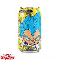 """DRAGON BALL SUPER - COLLECTOR CAN """"VEGETA BLUE"""" - SPARKLING WATER [CIDER FLAVOUR]"""