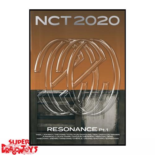 "NCT (엔시티) - RESONANCE PT.1 - [THE FUTURE] VERSION - ""NCT 2020"" ALBUM"