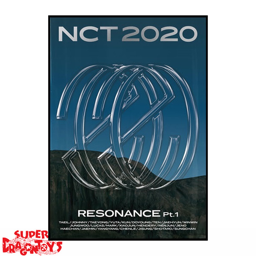 "NCT (엔시티) - RESONANCE PT.1 - [THE PAST] VERSION - ""NCT 2020"" ALBUM"