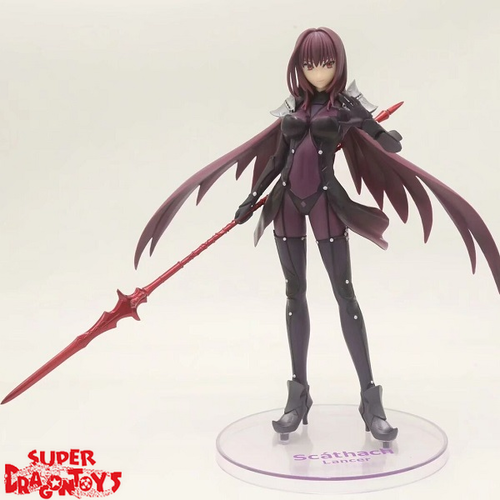 FATE / EXTELLA LINK - LANCER [SCATHACH] - SPM SUPER PREMIUM FIGURE
