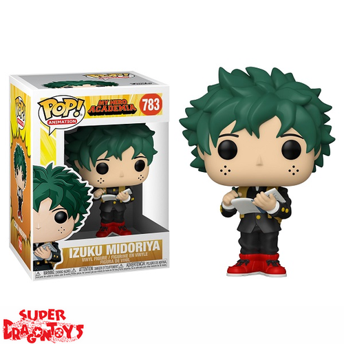 MY HERO ACADEMIA - IZUKU MIDORIYA [SCHOOL UNIFORM] - FUNKO POP