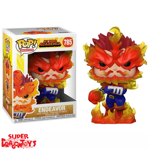 MY HERO ACADEMIA - ENDEAVOR - FUNKO POP