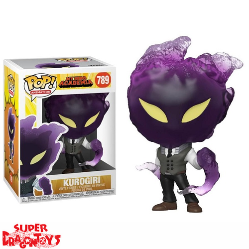 MY HERO ACADEMIA - KUROGIRI - FUNKO POP