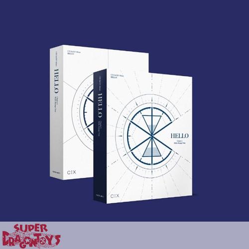 CIX (씨아이엑스) - HELLO, STRANGE TIME - [HELLO] VERSION - 3RD EP ALBUM