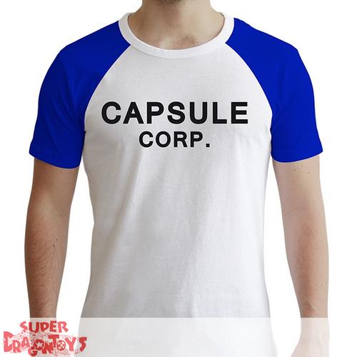 "T-SHIRT - DRAGON BALL SUPER ""TRUNKS FUTUR : CAPSULE CORP."""