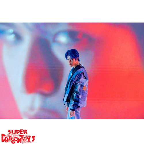 """SUPER M - ''SUPER ONE"""" OFFICIAL POSTER - VERSION [TAEYONG]"""