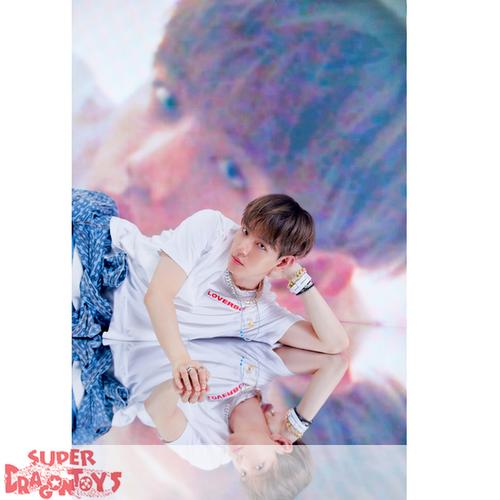 "SUPER M - ''SUPER ONE"" OFFICIAL POSTER - VERSION [BAEKHYUN]"