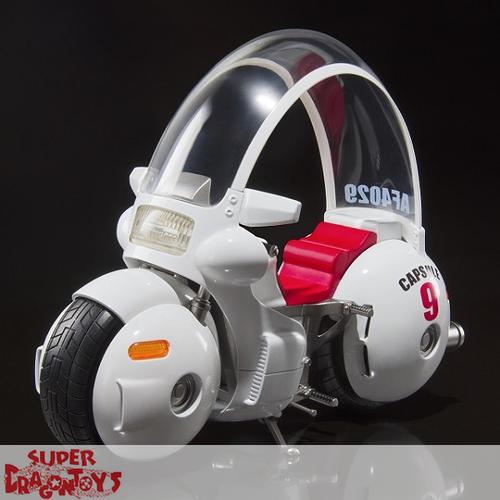 DRAGON BALL - BULMA MOTORCYCLE - S.H. FIGUARTS