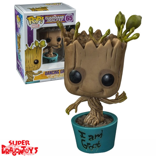 GUARDIANS OF THE GALAXY - DANCING GROOT - FUNKO POP [SPECIAL EDITION]