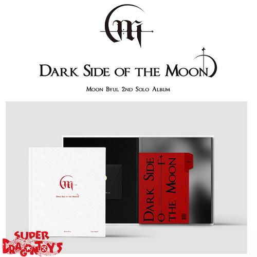 MOON BYUL (문별) [MAMAMOO] - DARK SIDE OF THE MOON - 2ND MINI ALBUM