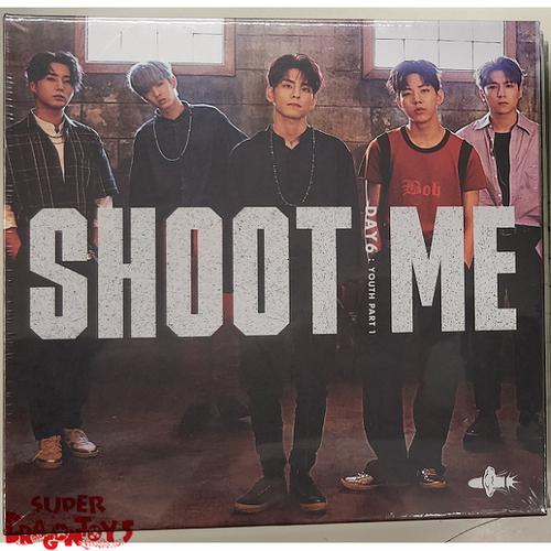 DAY6 - SHOOT ME : YOUTH PART.1 - [BULLET] VERSION - 3RD MINI ALBUM