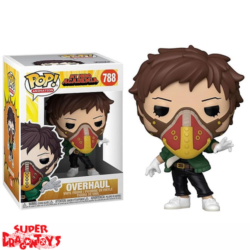 MY HERO ACADEMIA - OVERHAUL - FUNKO POP