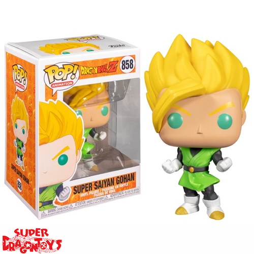DRAGON BALL Z - SUPER SAIYAN GOHAN - FUNKO POP