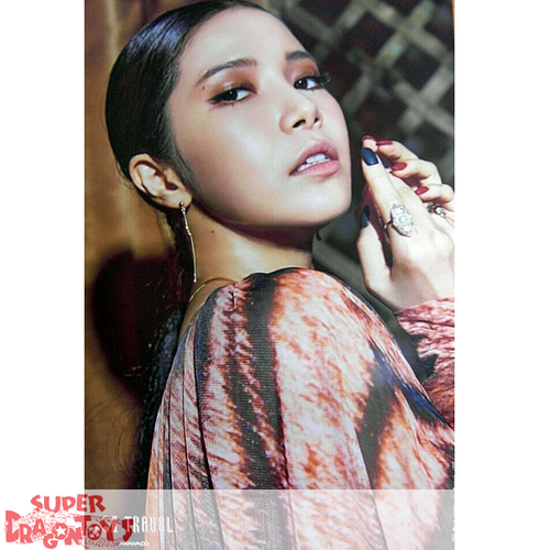 """MAMAMOO - """"TRAVEL"""" OFFICIAL POSTER - VERSION [SOLAR]"""