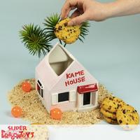 """DRAGON BALL Z - BOITE A COOKIES """"KAME HOUSE"""""""