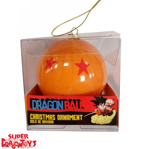 "DRAGON BALL Z - BOULE DE NOEL ""BOULE DE CRISTAL"""