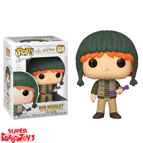 "HARRY POTTER - RON WEASLEY ""HOLIDAY"" - FUNKO POP"