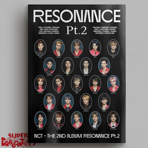"NCT (엔시티) - RESONANCE PT.2 - [ARRIVAL] VERSION - ""NCT 2020"" ALBUM"