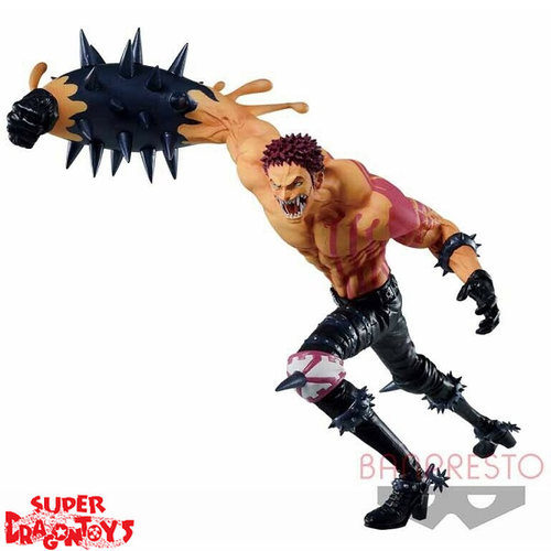 ONE PIECE - CHARLOTTE KATAKURI - BATTLE RECORD COLLECTION