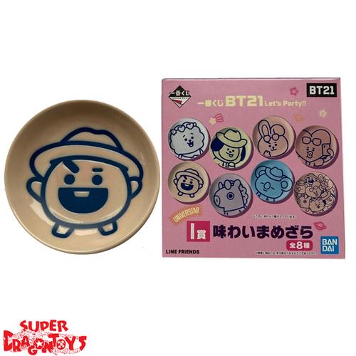 """BT21 JAPAN - SOUCOUPE BT21 """"SHOOKY"""" - BT21 LINE FRIENDS COLLECTION"""