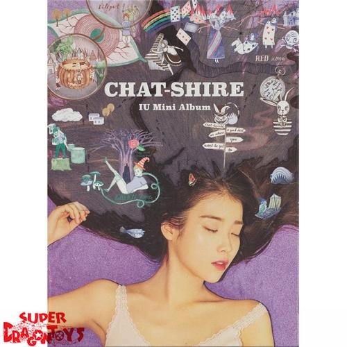IU (아이유) - CHAT-SHIRE - 4TH MINI ALBUM